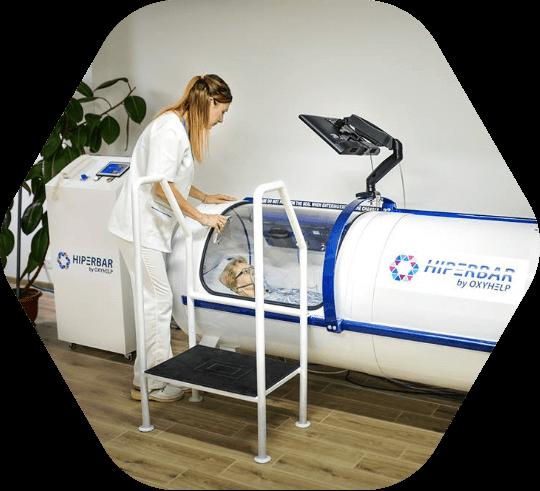 Terapia cu oxigen hiperbaric (HBOT)